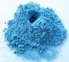 Голубая глина - свойства, популярность и сфера использования