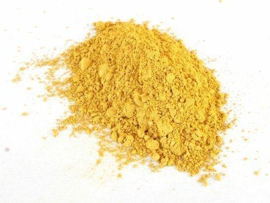 желтая-глина