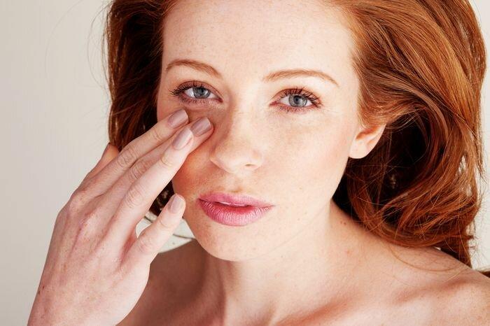 Красные пятна на лице: как избавиться от них