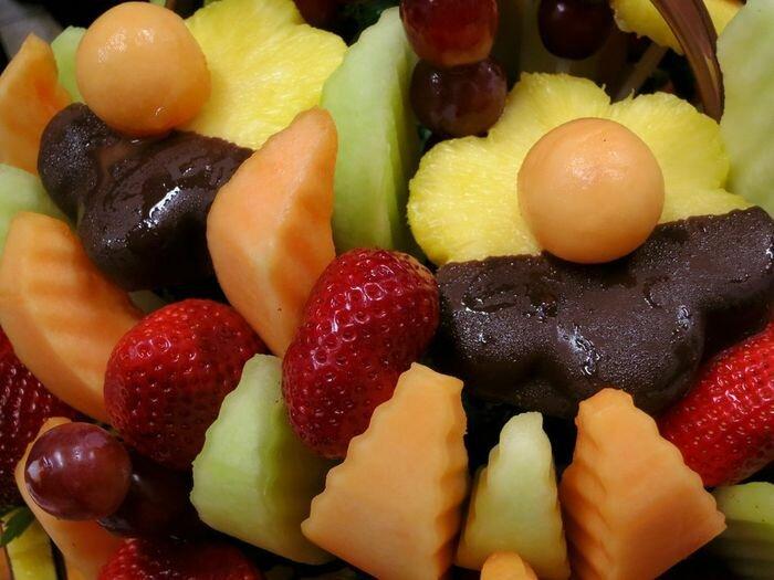 маска для лица с фруктами