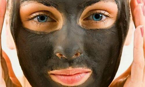 Маски для лица с углем. Уголь активированный для лица