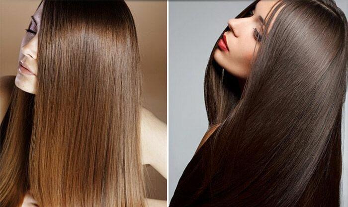 можно ли красить волосы хной после кератинового выпрямления