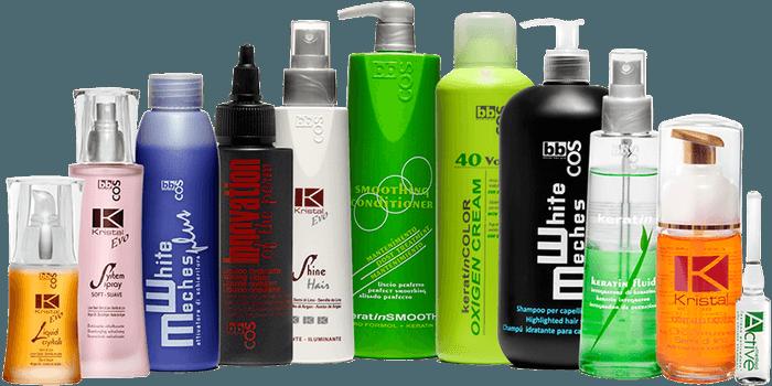бизнес профессиональная косметика для волос