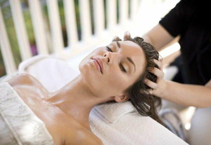 Полезные процедуры для волос в салоне