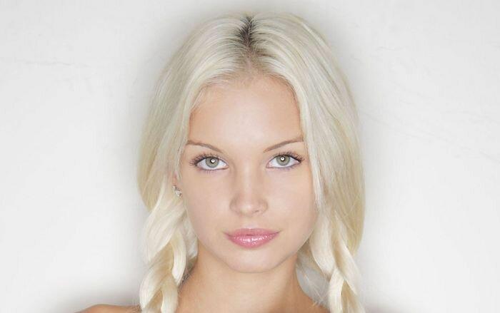 Холодные оттенки краски для волос