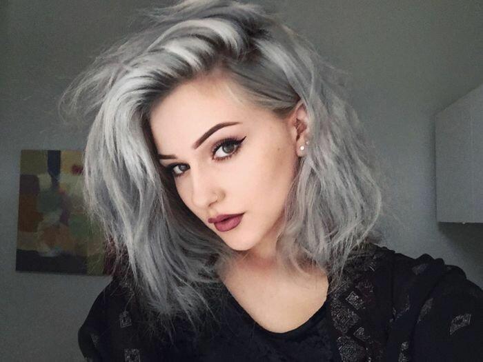 стойкая краска для седых волос отзывы