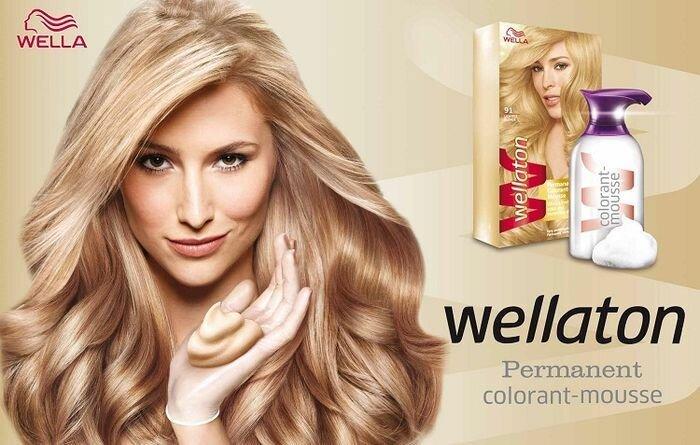 велла профессиональная краска для волос отзывы