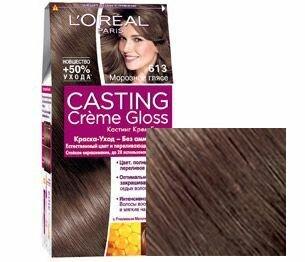 Casting краска для волос палитра