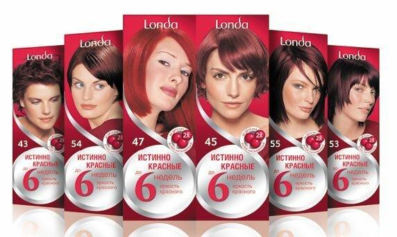 Как правильно красить волосы лондой