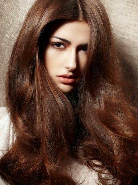 Краска для волос шоколадная