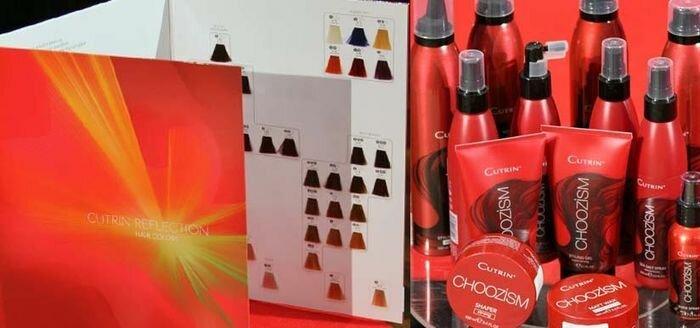 Краска для волос Кутрин: палитра цветов, отзывы
