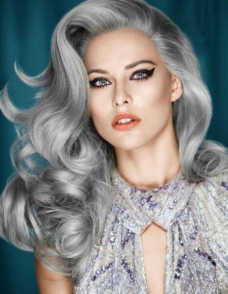 Краска для волос серого цвета