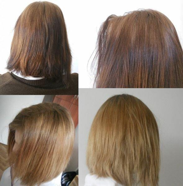 Как кефиром сделать волосы 111