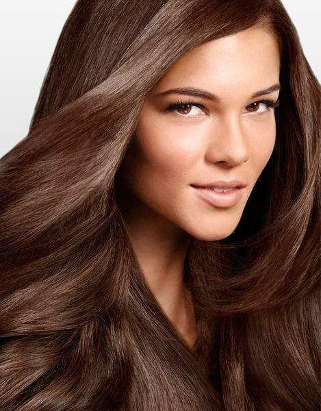 Коричневая краска для волос, обзор и отзывы