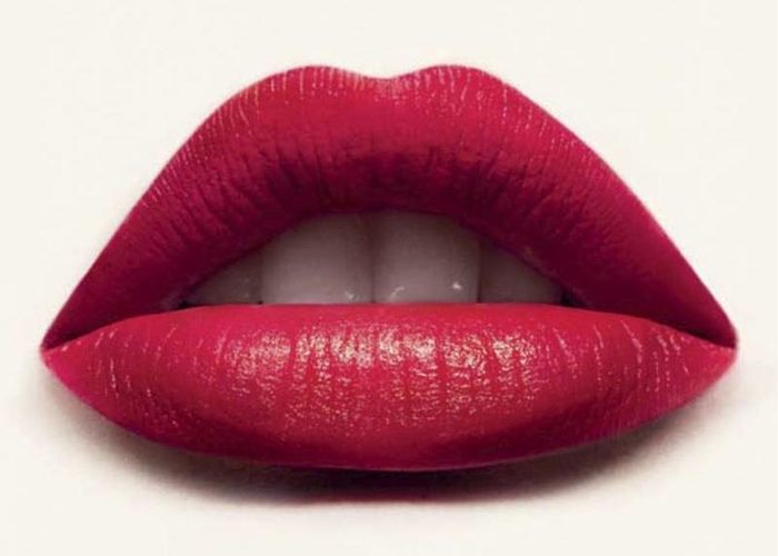 Сексуальные формы губ