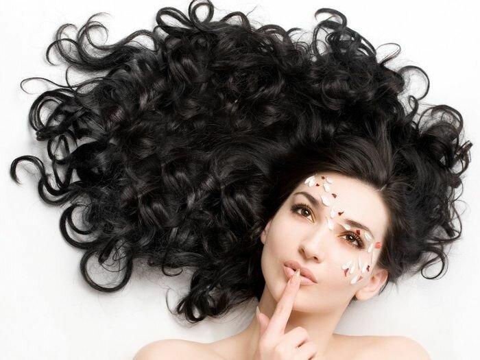 Химия волос крупные локоны отзывы