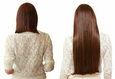 Волосы как отрастить дома