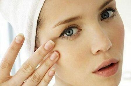 Как убрать синяки под глазами