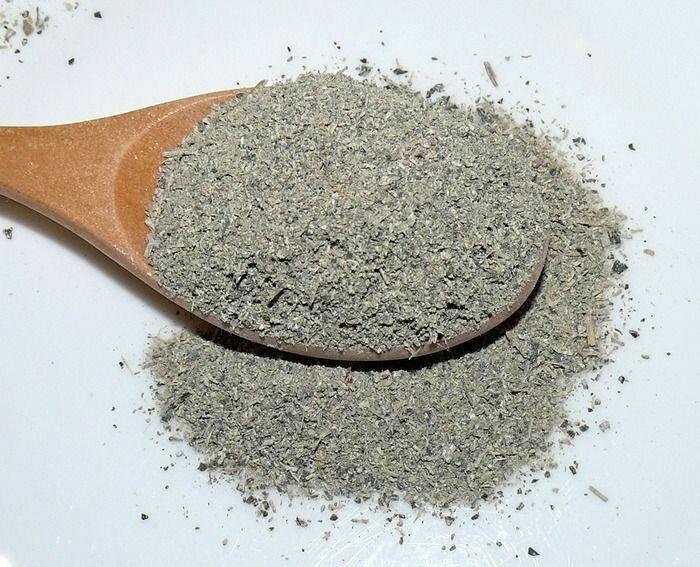 серая глина