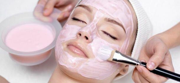 Розовая глина. Свойства и маски.