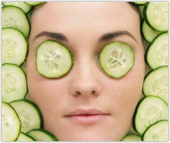 Огуречная маска для лица: спасение от пигментации и молодость кожи