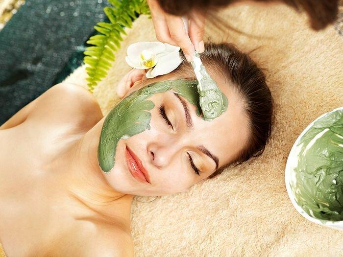 Картинки по запросу маска с ламинарией для лица
