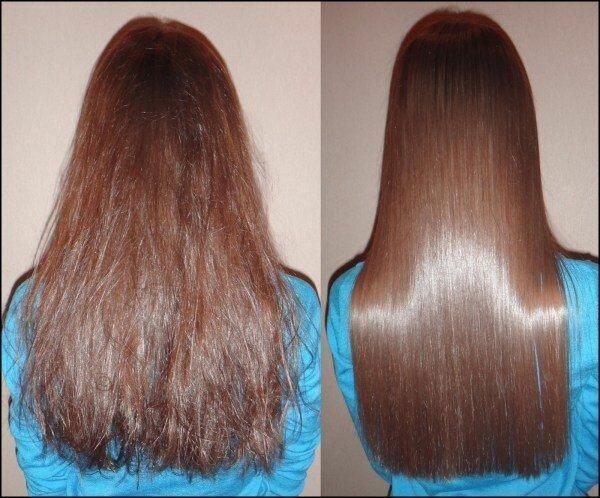 Набор для кератинового выпрямления волос, состав, где купить
