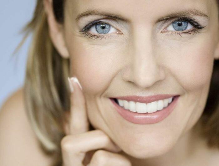 Уход за кожей лица после 40 лет - эффективные маски