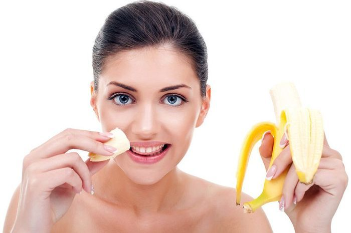 Маски для лица из банана