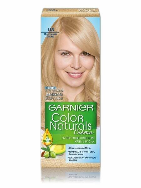 Гарньер краска для волос, палитра и фото