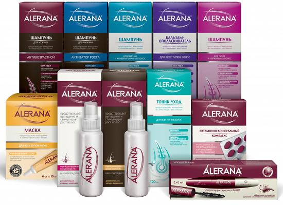 Алерана спрей против выпадения волос, отзывы