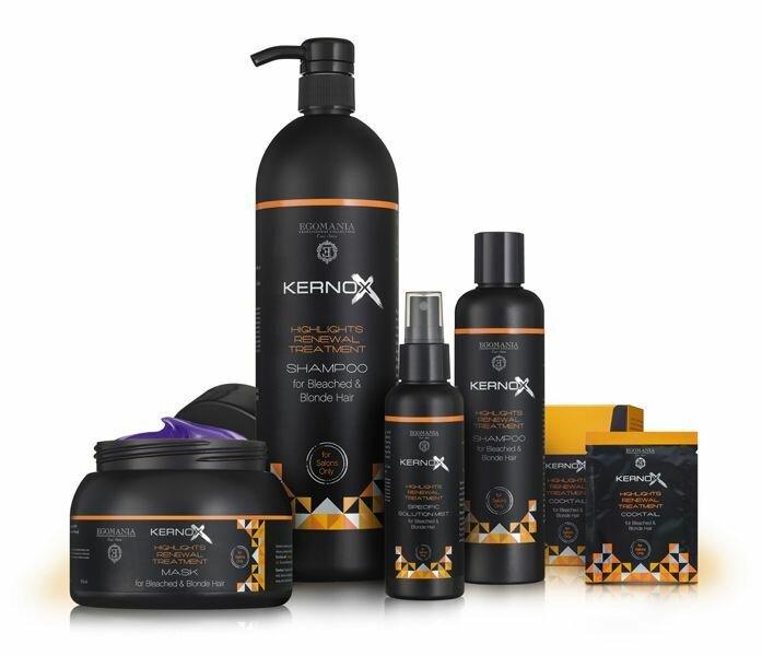 Кернокс: восстановление волос, отзывы и результаты