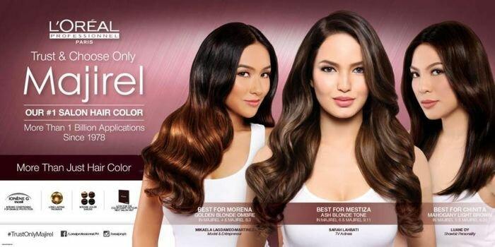 """Краска для волос """"Мажирель"""" - основные особенности."""