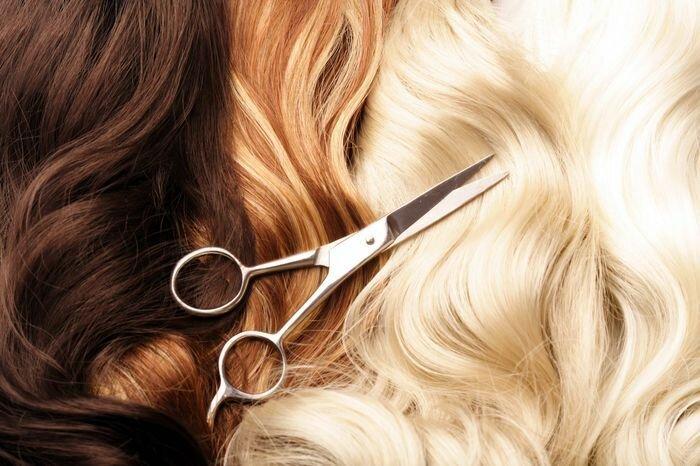 Самая щадящая краска для волос