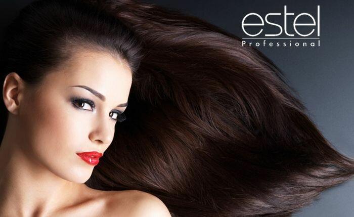 Краска для волос Эстель, палитра и окрашивание, фото