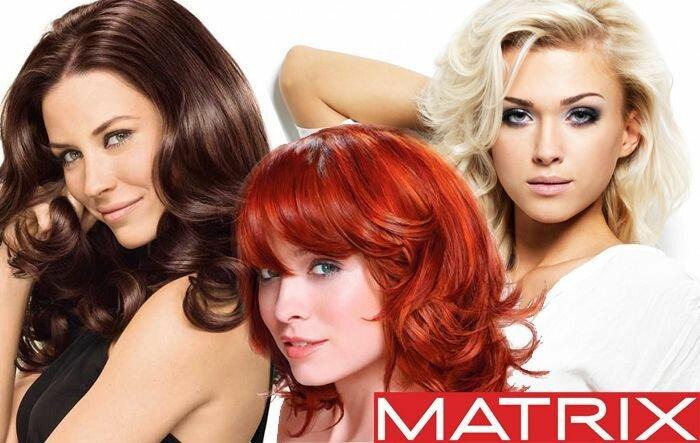 Матрикс, краска для волос – лучший салонный эффект