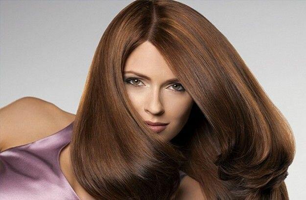 Краска для волос шоколад, фото и примеры окрашивания