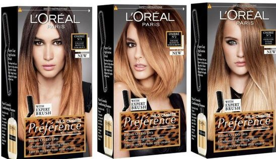 three l'Oreal -ombre-kits.1000x1000
