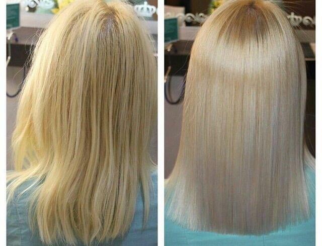 что делает ботекс для волос