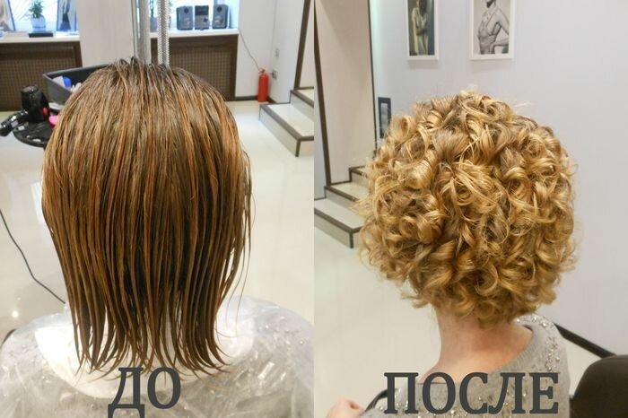 Биозавивка на короткие волосы расскажем все нюансы проведения процедуры